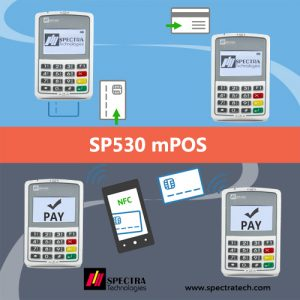 SPECTRA Technologies SP530 mPOS ready to market