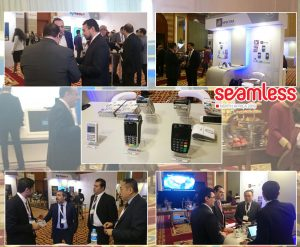 Thank you for coming to Seamless North Africa 2018 Spectra booth!