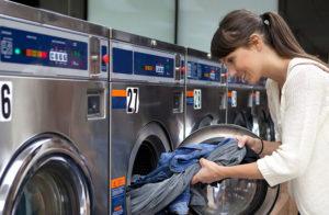 Lavandería Autoservicio